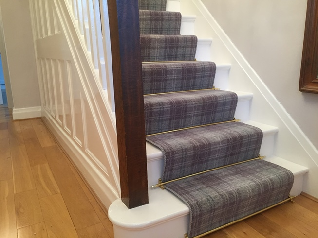 Wakefield Carpet Specialists - Rope edged runner